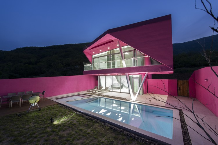 Miryang Pool Villa  / Moon Hoon, © Facestudio