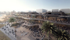Built by Associative Data Releases Plans for Mixed-Use Gastronomic Development