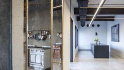 SieMatic-La Cornue Showroom / Levin Packer architects