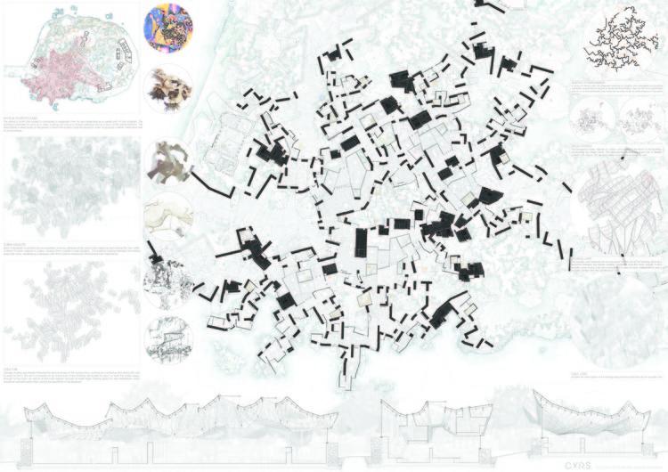 Mención Honrosa / Collective of Young Researchers Stockholm (CYRS). Image Cortesía de IS ARCH
