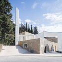 Amir Shakib Arslan Mosque / L.E.FT Architects