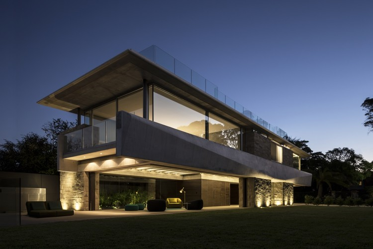 The Pavillion Jorge Hrdina Architects Archdaily