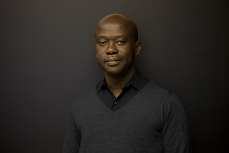 Sir David Frank Adjaye OBE. Image Courtesy of Adjaye Associates