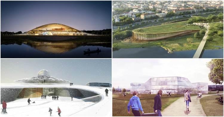 Four Practices Reveal Runner-Up Proposals in Lithuania's Science Island Contest