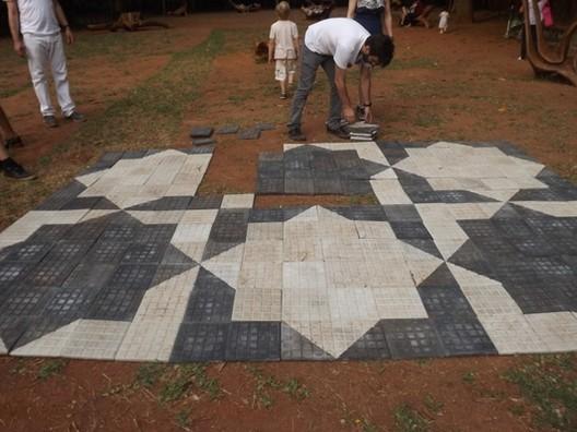 """Museu da Casa Brasileira comemora o aniversário de São Paulo com uma """"Oficina de Calçada"""", via MCB"""