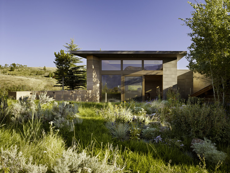 Trader Studio Addition / Carney Logan Burke Architects, © Matthew Millman