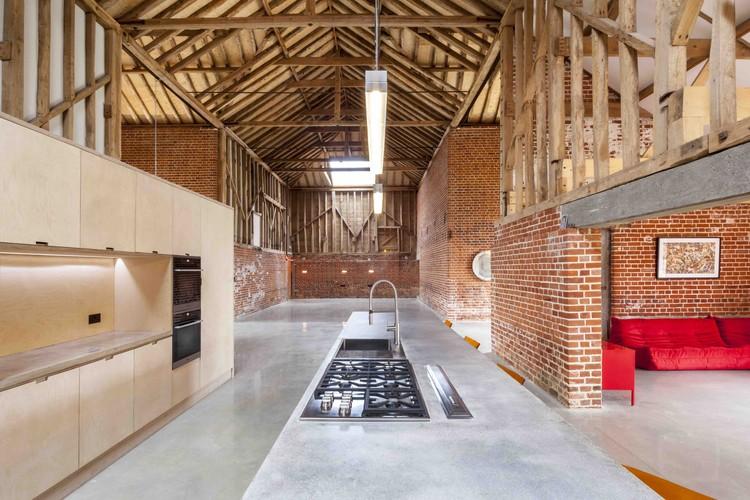 Church Hill Barn / David Nossiter Architects, © Steve Lancefield