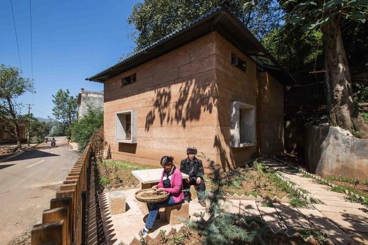 Proyecto de reconstrucción post-terremoto en el pueblo de Guangming / Universidad China de Hong Kong y Universidad de Ciencias y Tecnología de Kunming, © CUHKU - KUST