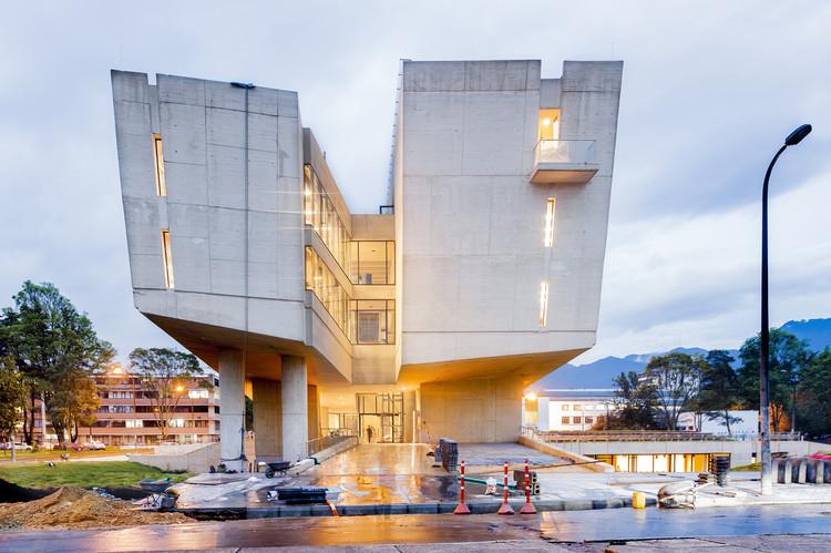 Edificio Facultad de Enfermería Universidad Nacional de Colombia  / Leonardo Álvarez Yepes, © Rodrigo Dávila