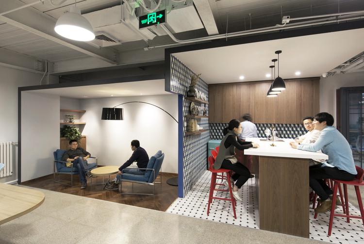 House Parts Office People S Architecture Office Archdaily