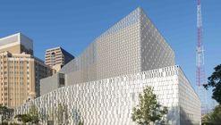 Tobin Center for the Performing Arts  / LMN + Marmon Mok