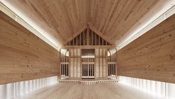 Belarusian Memorial Chapel / Spheron Architects