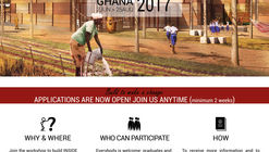 Earth Architecture International Workshop, Ghana 2017