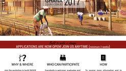Earth Architecture International Workshop, Ghana 2017