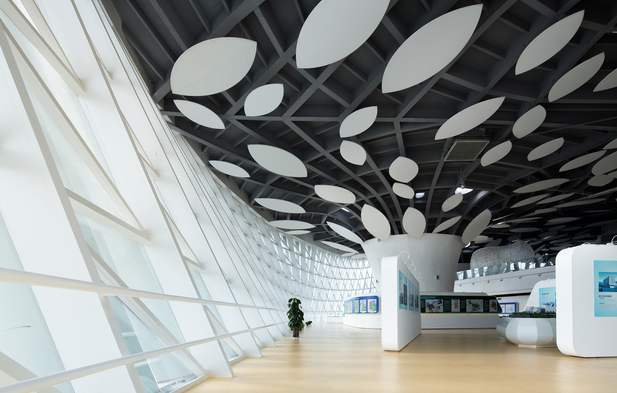 D Max Exhibition Hall : Gallery of nanning planning exhibition hall z studio