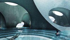 Steven Christensen Architecture gana el premio AAP por su hotel y termas en Liepāja