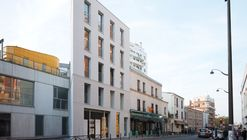 Belleville / Septembre Architecture