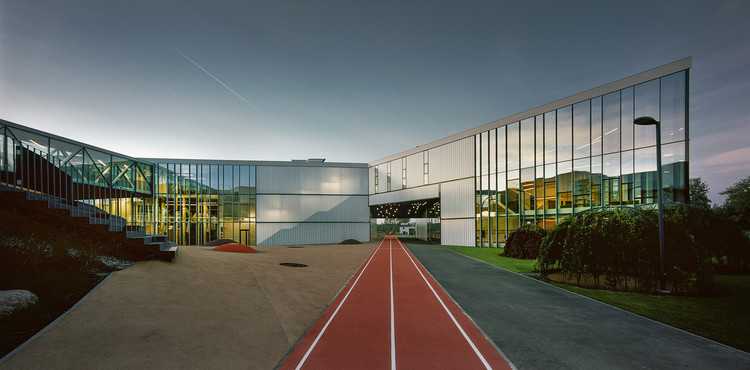Exupery International School / 8 A.M., © Indrikis Sturmanis