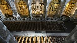 Recuperação do Convento e Igreja de S. Francisco e novo Núcleo Museológico  / Adalberto Dias