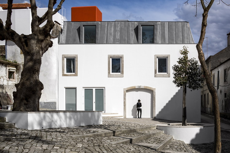Transforma Art Studios / Pedro Gadanho + CVDB arquitectos, ©  Fernando Guerra   FG+SG