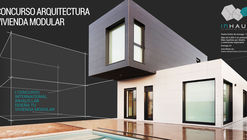 I Concurso Internacional 'inHAUS LAB – Diseña tu casa modular'
