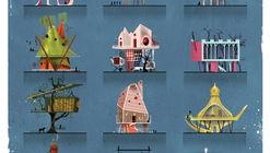 La serie ARCHITALE de Federico Babina trae los cuentos de hadas a la vida