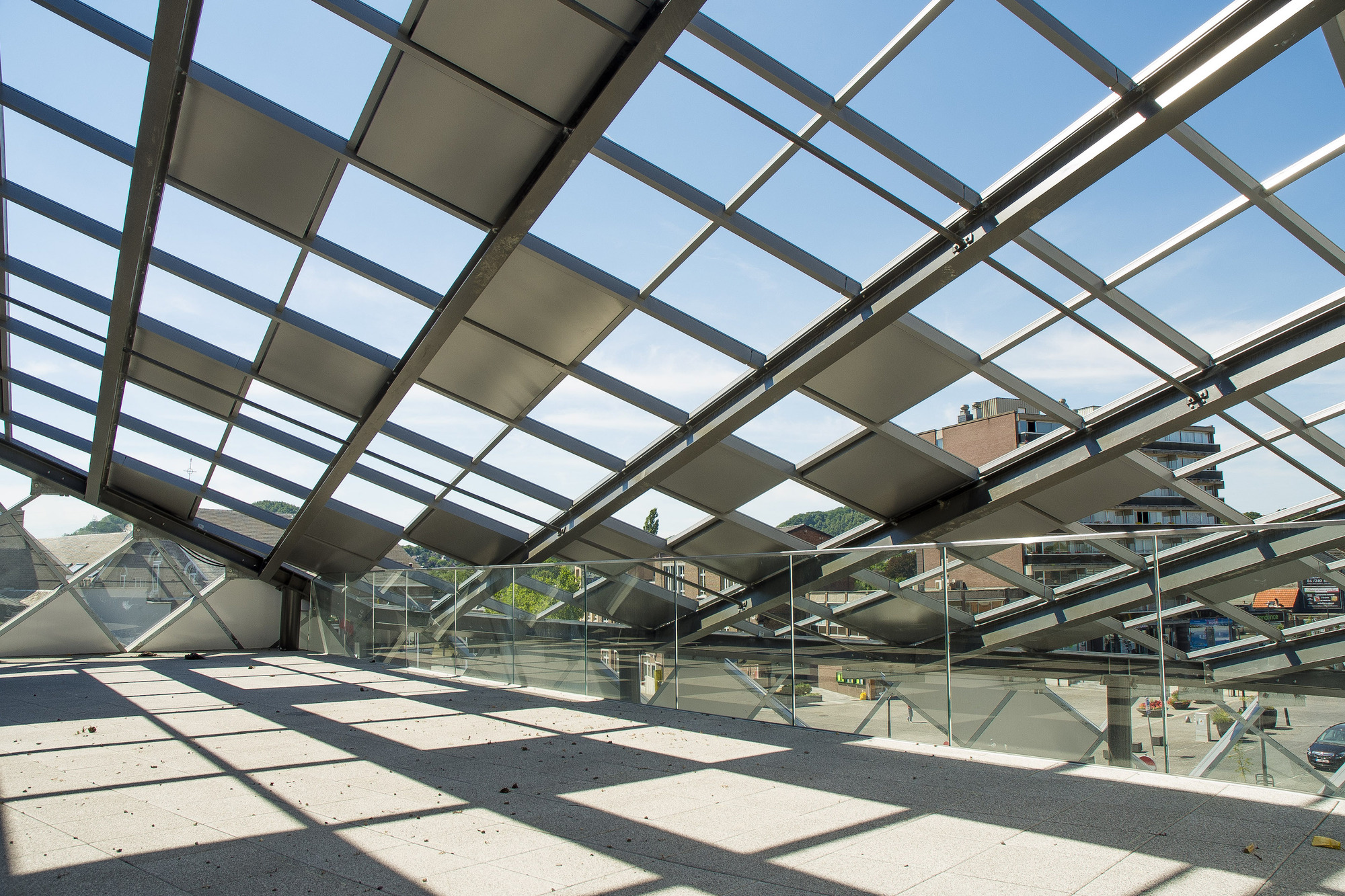 Gallery of herstal city hall frederic haesevoets for Architecte 41
