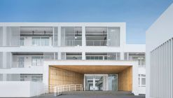 Daishan Primary School / ZHOU Ling Design Studio