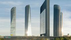 Caleido, el rascacielos que albergará el primer campus vertical de Madrid