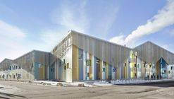 Kalasatama School and Day Care / JKMM Architects