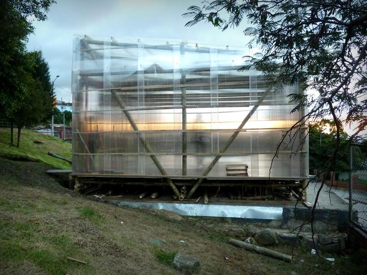Casa del Viento / Arquitectura Expandida. Image Cortesía de Arquitectura Expandida