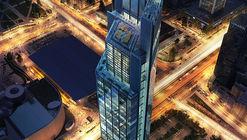 Foster + Partners inicia construcción del edificio más alto de Polonia