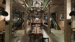Industrial Brewery Pub In Saigon / T3 Architecture Asia