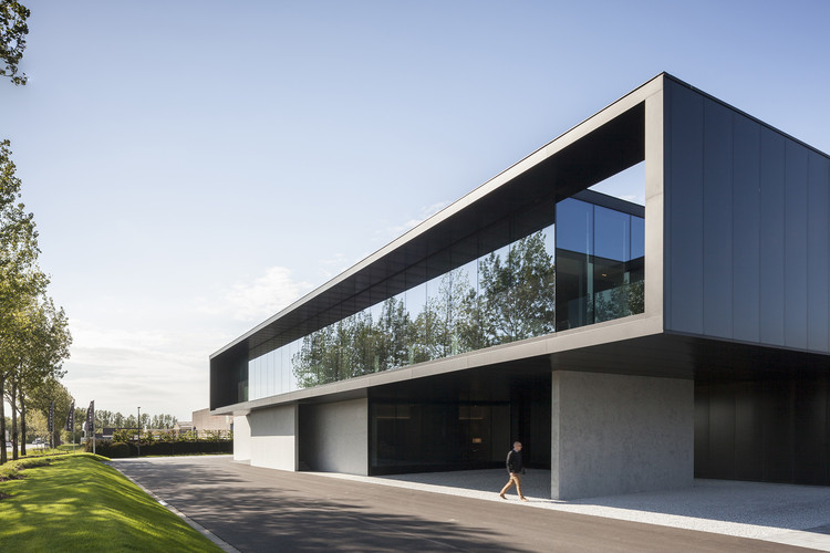 Versluys / Govaert & Vanhoutte Architects, © Tim Van De Velde