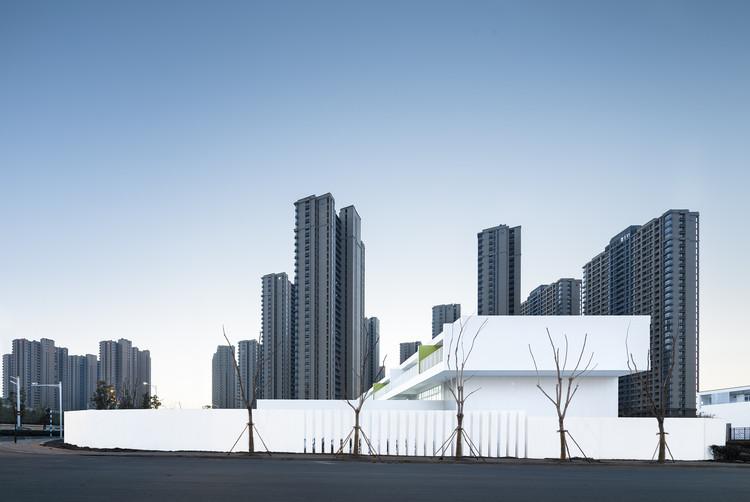 Jardim de Infância Daishan / Atelier Zhouling, © HOU Bowen