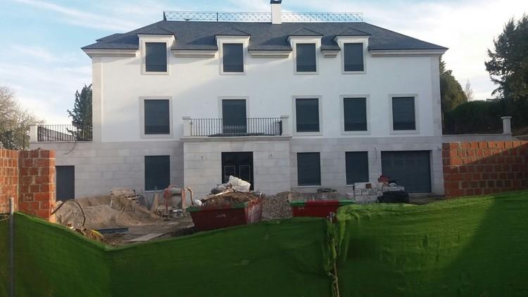 Este es el nuevo proyecto que reemplazó a la Casa Guzmán. Image © Laura Rivas Olmo