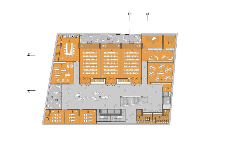 Floor Plan Level 02