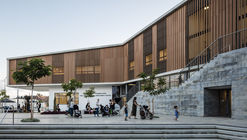 Rehovot Community Center  / Kimmel Eshkolot Architects
