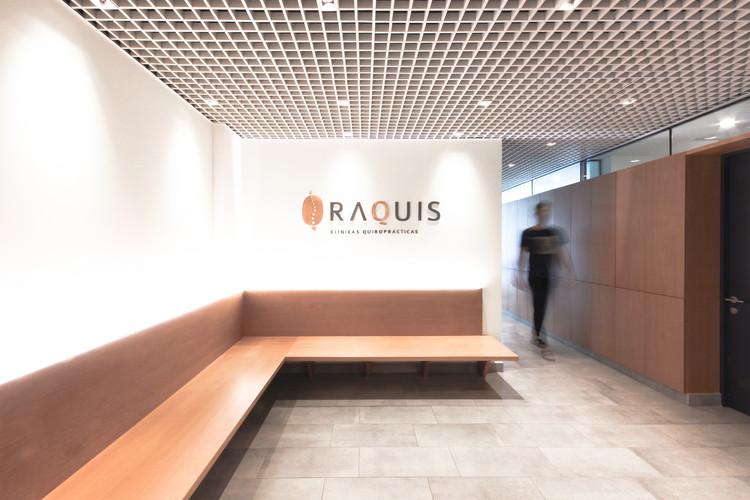 Clínica Quiropraxia RAQUIS  / GVAA, © Giannini + Villarroel Arquitectos Asociados