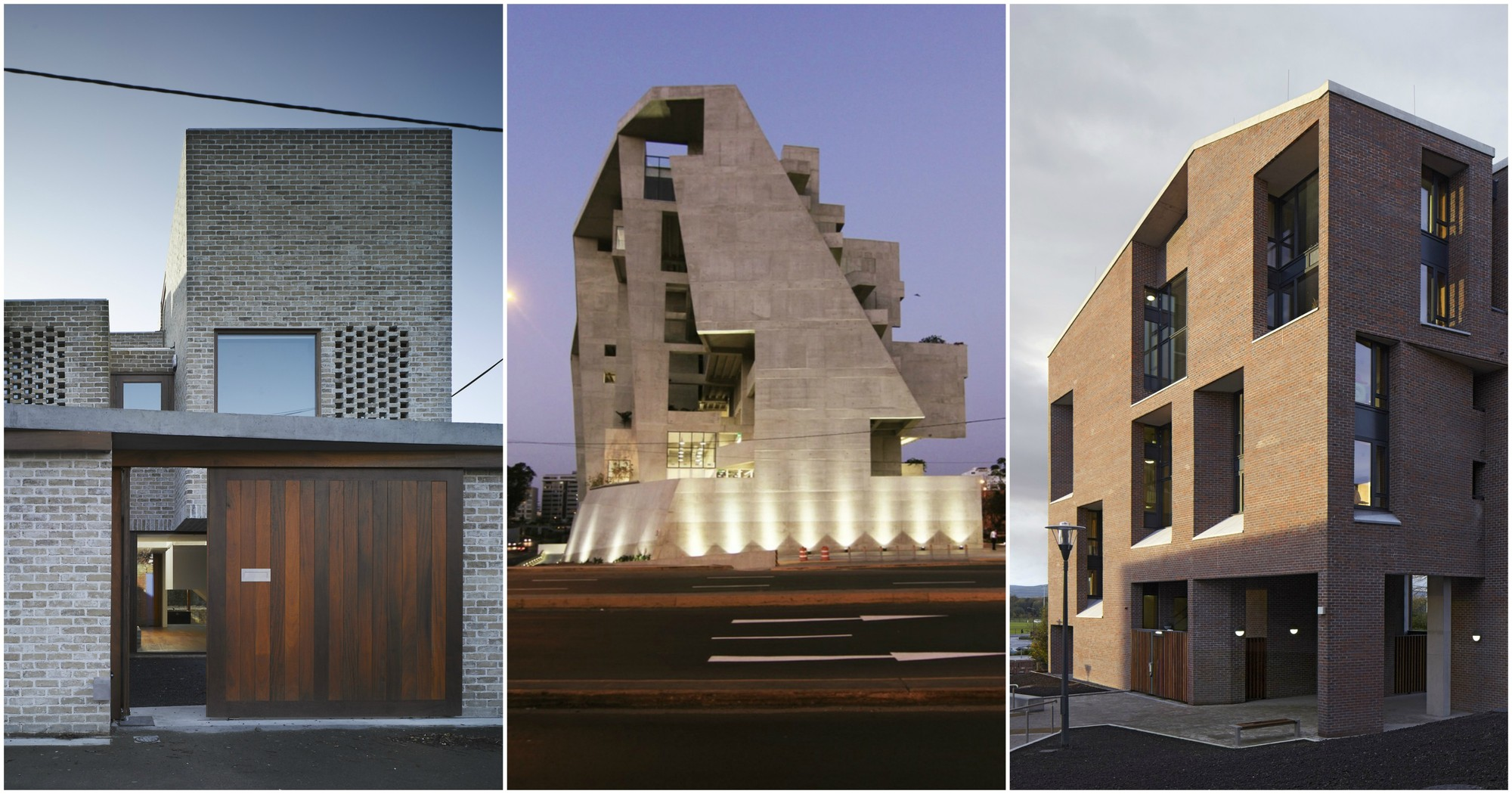 Gallery of get to know the projects of grafton architects for Architecture 2018