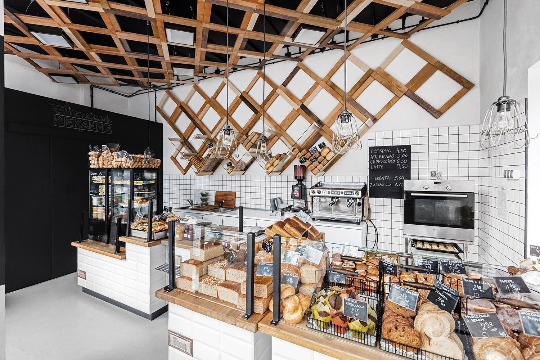 Gallery Of Przystanek Piekarnia Bakery Five Cell 15