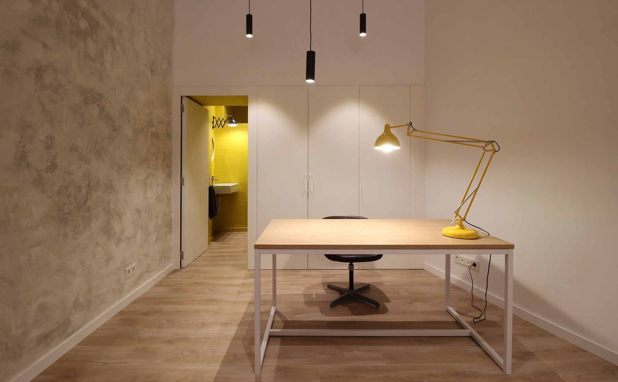 Galer a de gin lemon estudio creativo san bartolom - Estudio 3 arquitectos ...