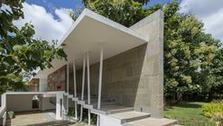 Residência Ashish Cherian / Architecture Paradigm