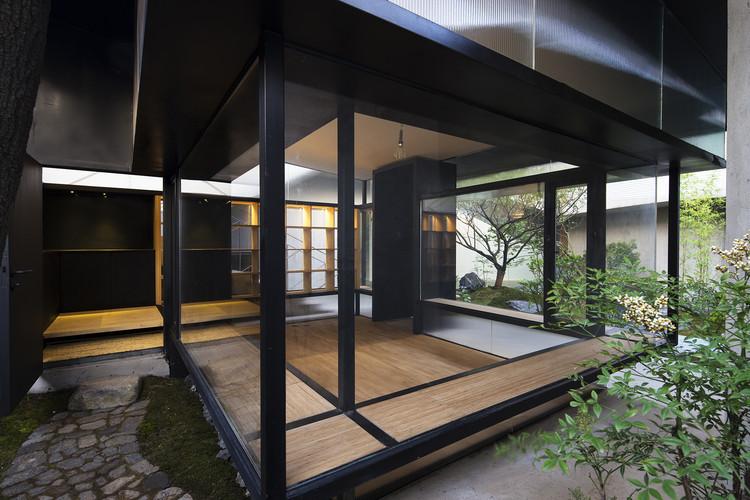 Tea House in Li Garden / Atelier Deshaus, © TIAN Fangfang