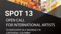 Call for Submissions: Artists Residency SPOT 13