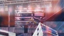 """Exposição """"Imagens de Berlim"""" apresenta projetos de Tchoban Voss na capital alemã"""
