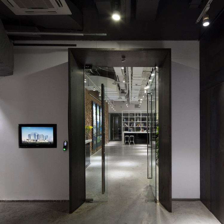 Haskoll Architectural Design Consultancy. Image © Marc Goodwin