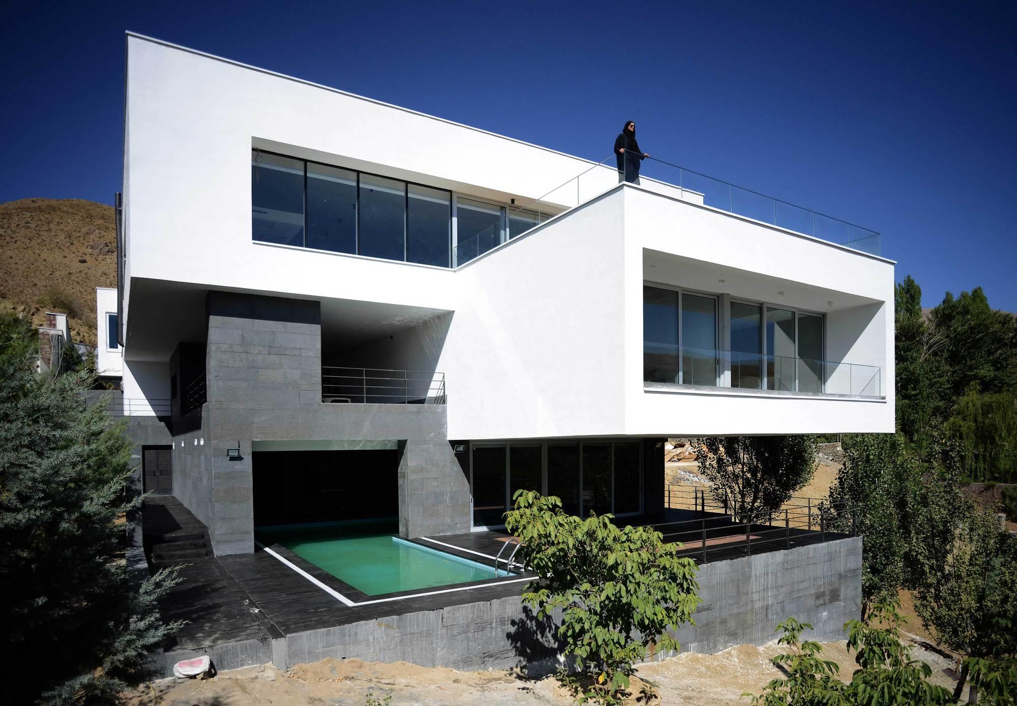 Up Villa Arsh 4d Studio Archdaily