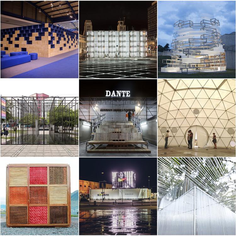 15 ejemplos de arquitectura desmontable en iberoam rica for Arquitectura materias
