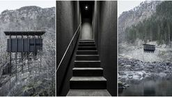 The Noble Simplicity of Peter Zumthor's Allmannajuvet Zinc Mine Museum